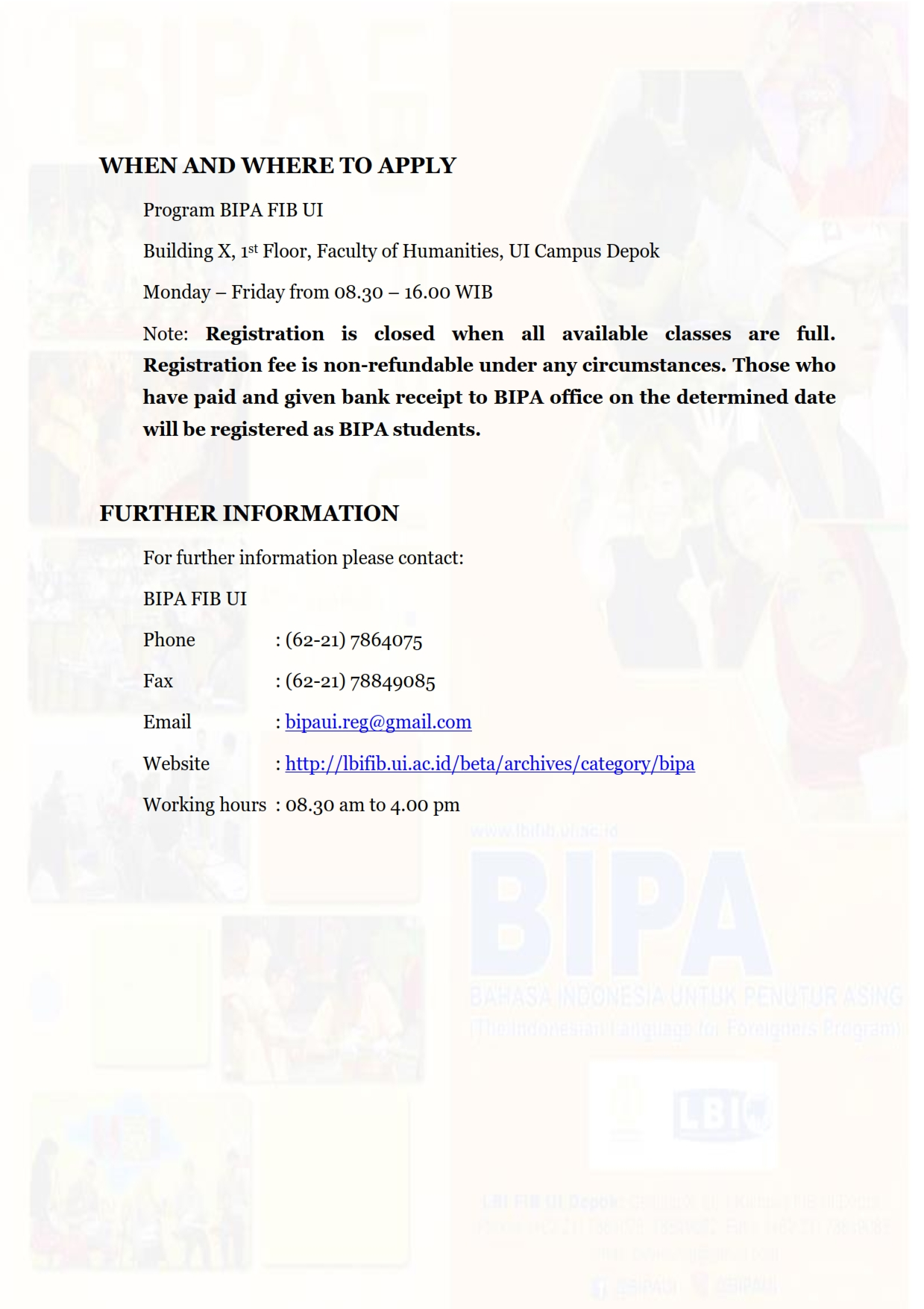 Information about BIPA_008